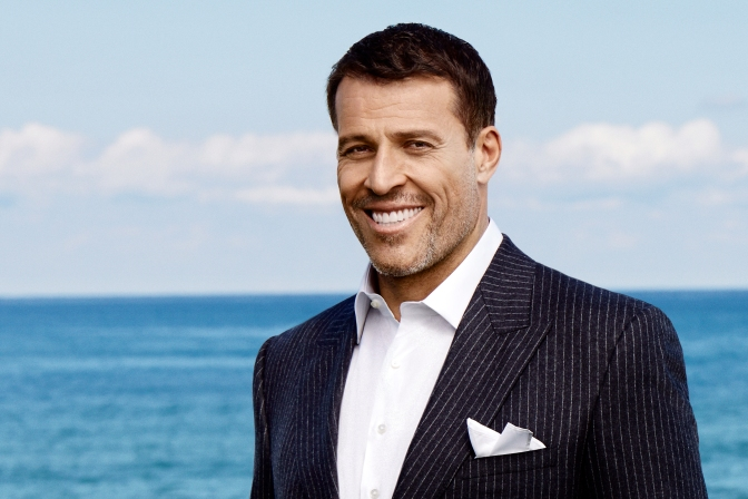 Tony Robbins: Clear Your Mind of Negative Thoughts (Tony Robbins Depression)