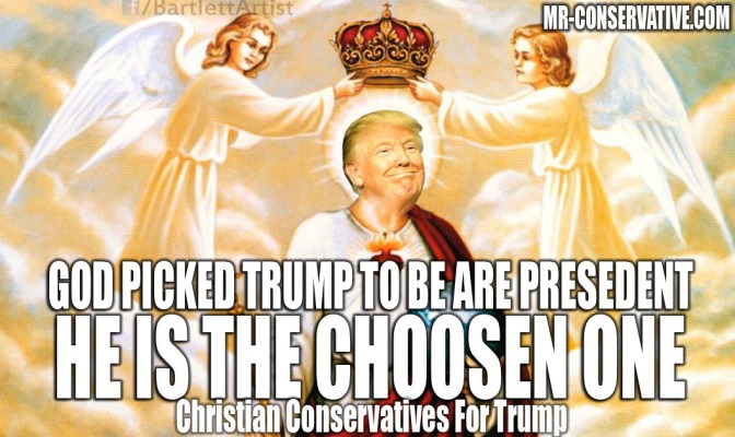 Trump Chosen and Appointed by God to End The Luciferian Reign on Earth – Interesting