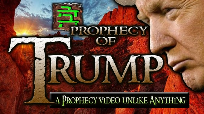 Trump. Ancient Prophecy Will Shock.