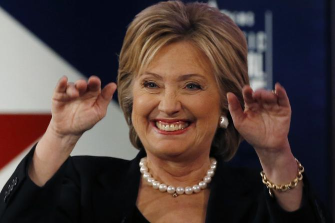 Hillary Clinton Bought And Destroyed The DNC