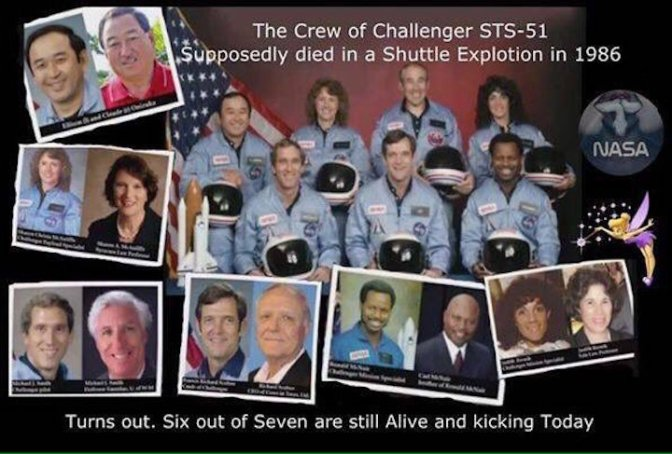 The Challenger Disaster – Deliberately Blown up or Hoax?